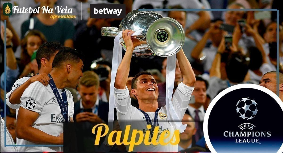palpites Champions League