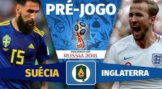 Suécia x Inglaterra - Resultado será um marco histórico para uma delas
