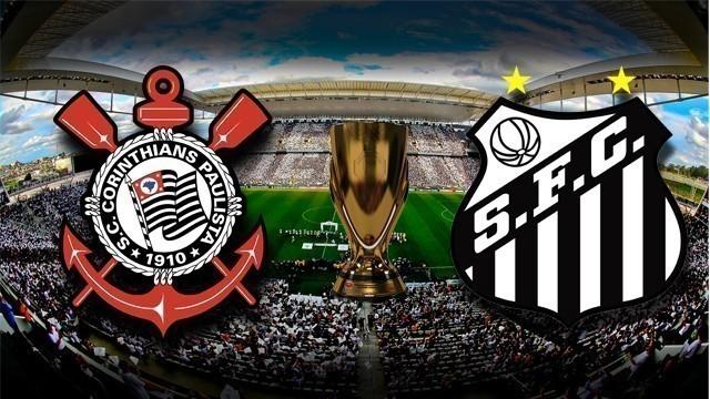 Corinthians x Santos - O primeiro passo rumo à final
