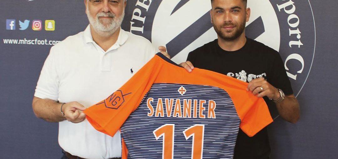 Téji Savanier é o novo reforço do Montpellier