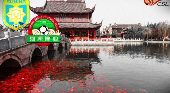 Jiangsu Suning x Henan Jianye