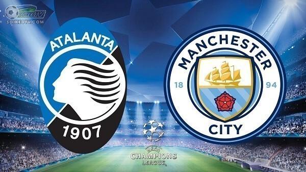 Atalanta x Manchester City