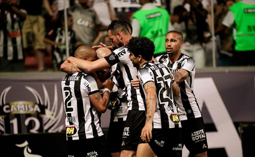Atlético-MG vence e prejudica classificação do Corinthians à Libertadores