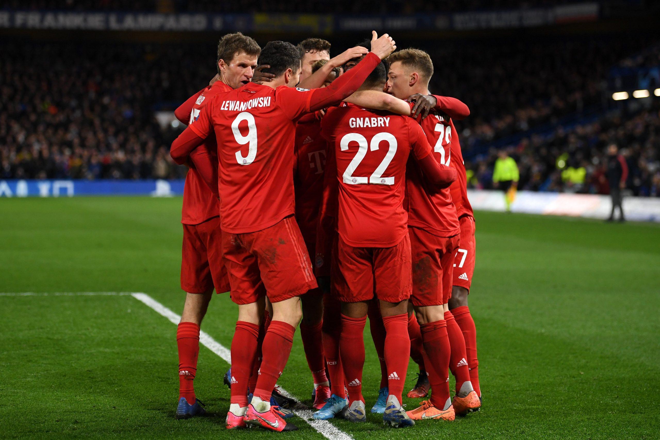 Dupla Lewa-Gnabry é crucial na vitória do Bayern sobre o Chelsea