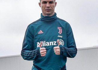 Cristiano Ronaldo é dúvida na Juve