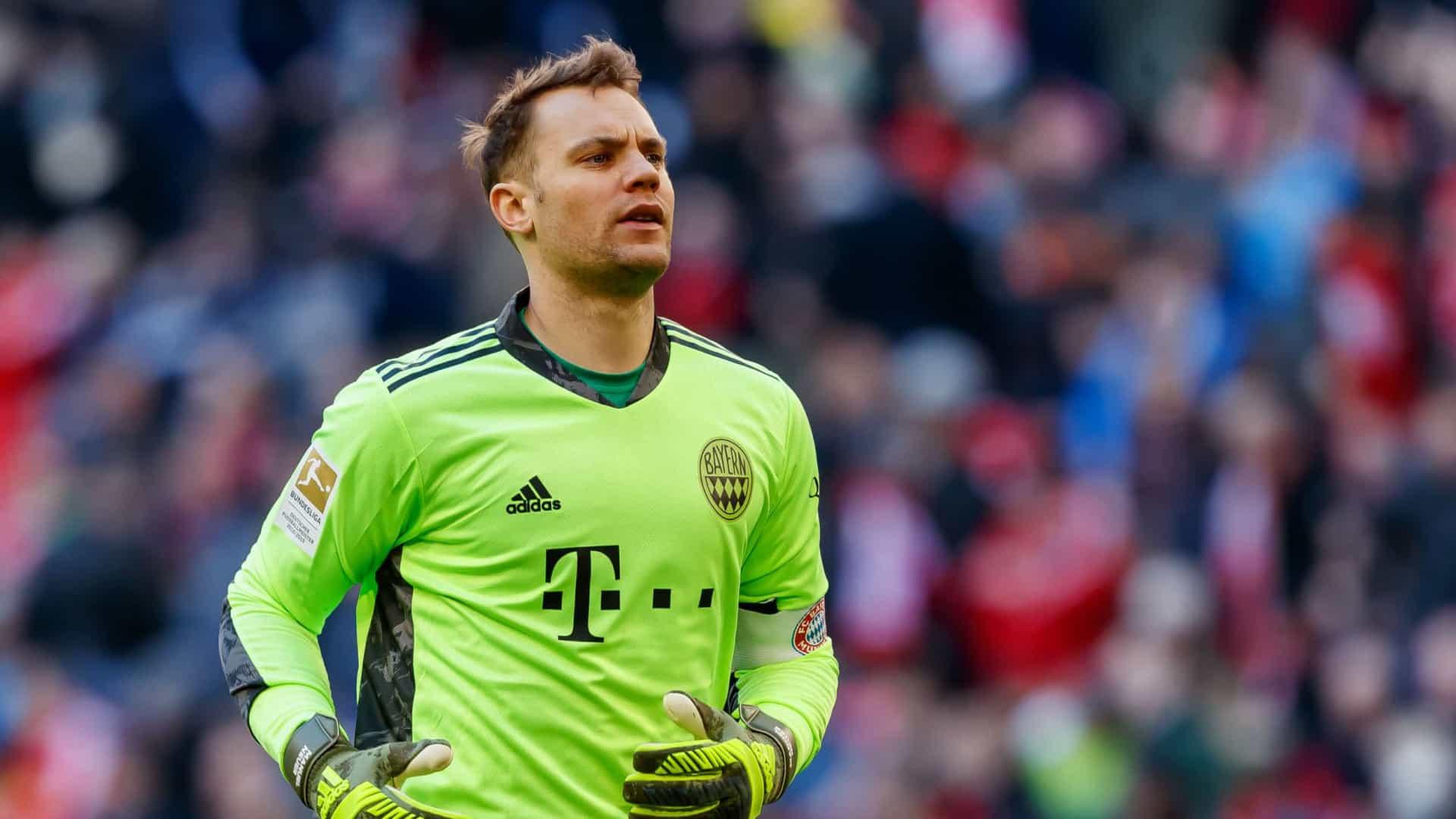Insatisfeito, Neuer não deve renovar com Bayern de Munique