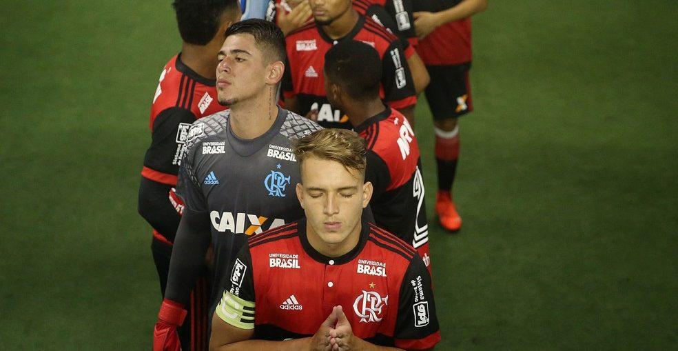 Flamengo negocia Matheus Dantas (Foto: Staff Images)