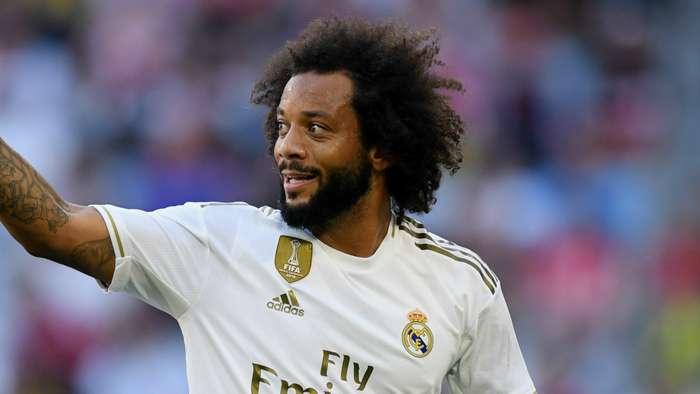 Marcelo desfalca Real Madrid até o final da La Liga