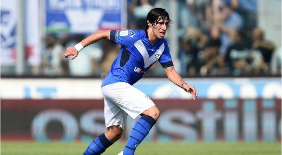 Milan vence Inter de Milão e fecha com Sandro Tonali (Foto: Reprodução/ Transfermarkt)