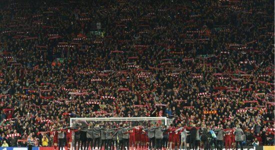 Governo inglês revoga decisão e veta público nos estádios da Premier League em outubro (Foto: Reprodução/Oli Scarff/AFP)