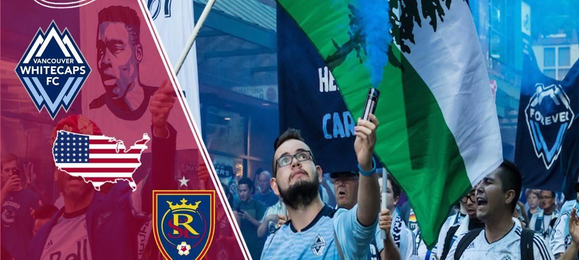 Vancouver Whitecaps x Real Salt Lake - Prognóstico da semana 17 da MLS