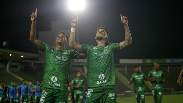 Guarani vence a Chapecoense