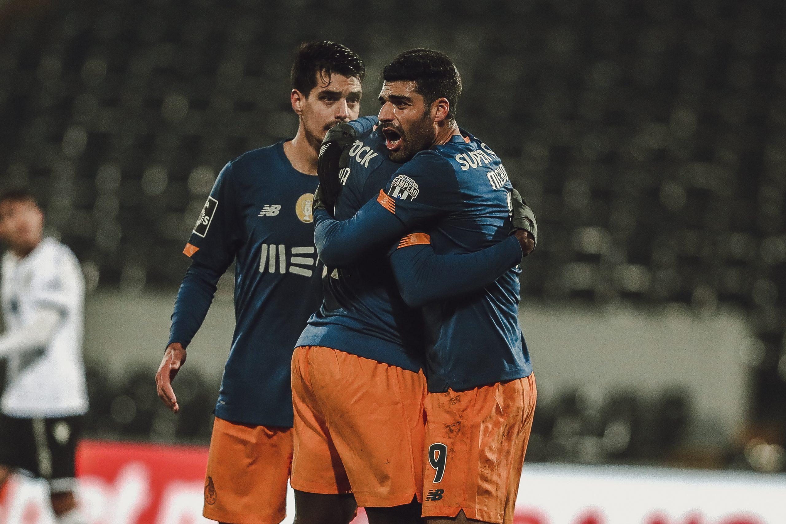 Porto vence Vitória de Guimarães de virada