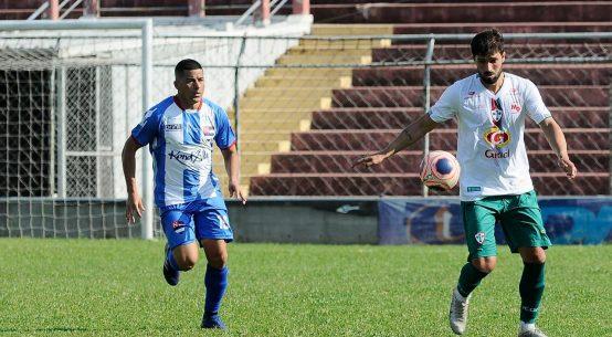 Diego Sacomam pede concentração na partida de volta (Foto: Dorival Rosa / Portuguesa)