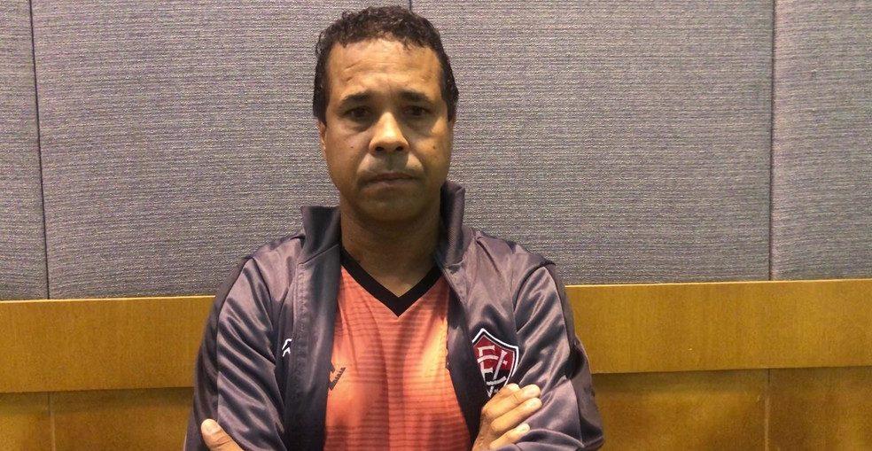 Segundo o treinador do Vitória, tanto o sistema defensivo quanto ofensivo ficaram devendo na partida diante do América-MG