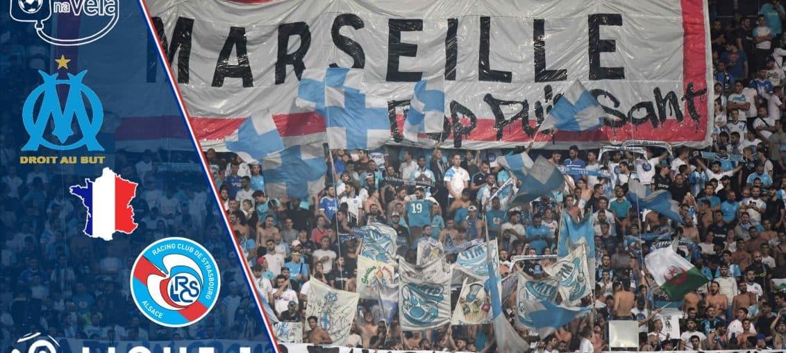 Olympique de Marseille x Strasbourg