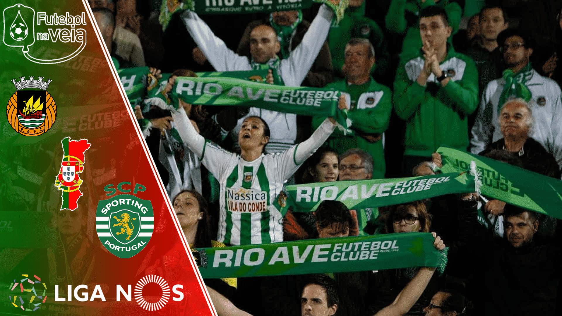 Rio Ave x Sporting