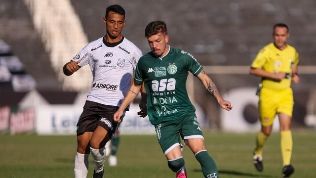Divulgação/ Thomaz Marostegan/ Guarani FC
