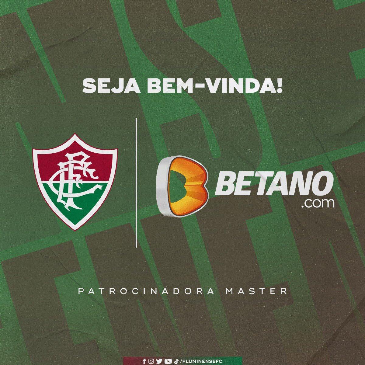 Fluminense e Betano: empresa é a nova patrocinadora master do clube