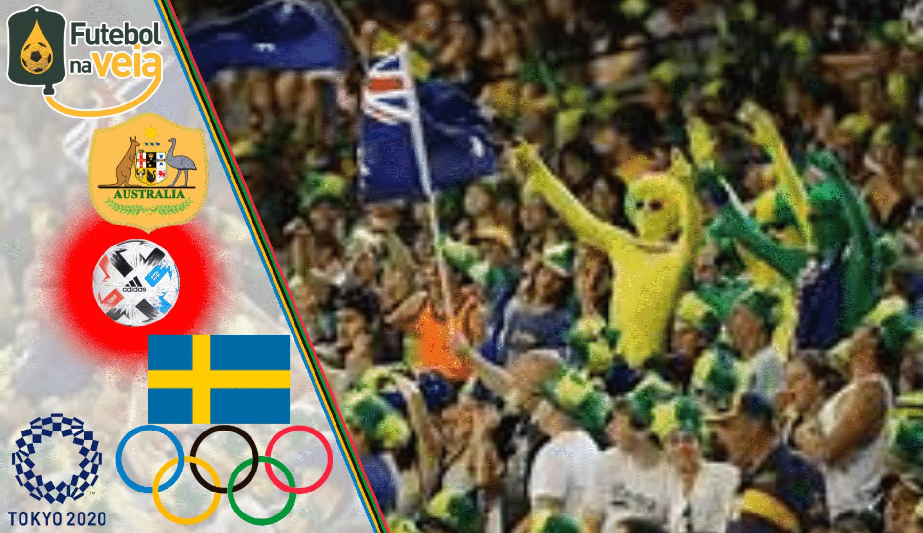 Austrália x Suécia – Prognóstico & Palpite – 02/07