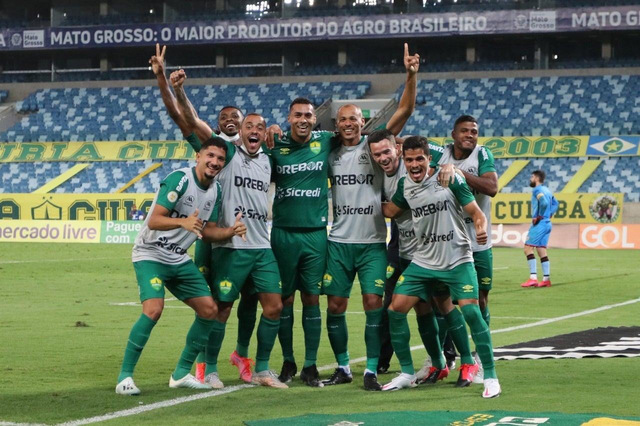 Cuiabá x Atlético-GO como aconteceu – resultado, destaques e reação