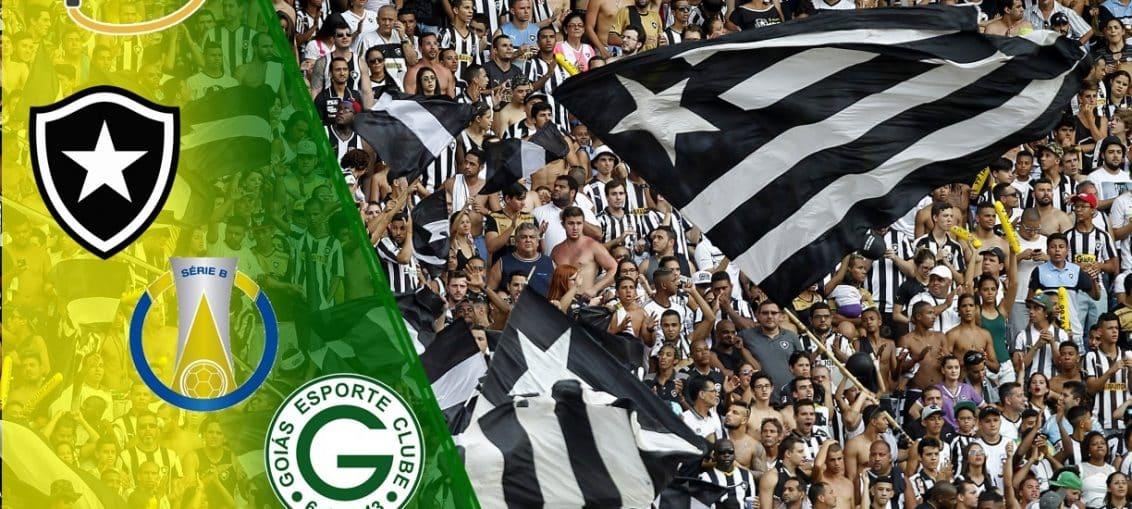 Botafogo-Rj x Goiás
