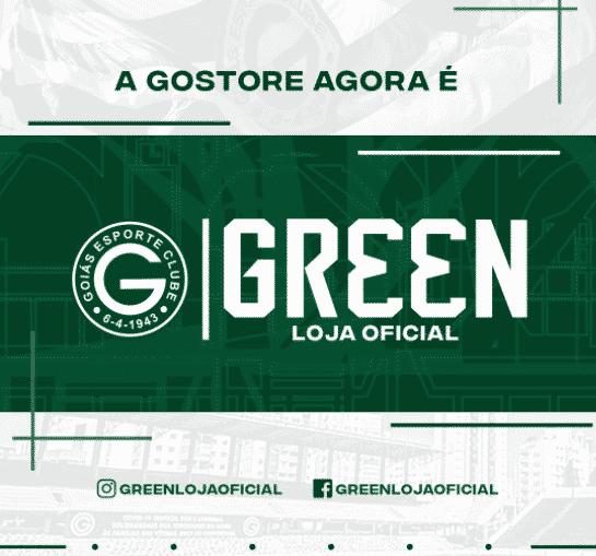 Goiás de casa nova: Loja é inaugurada oficialmente!