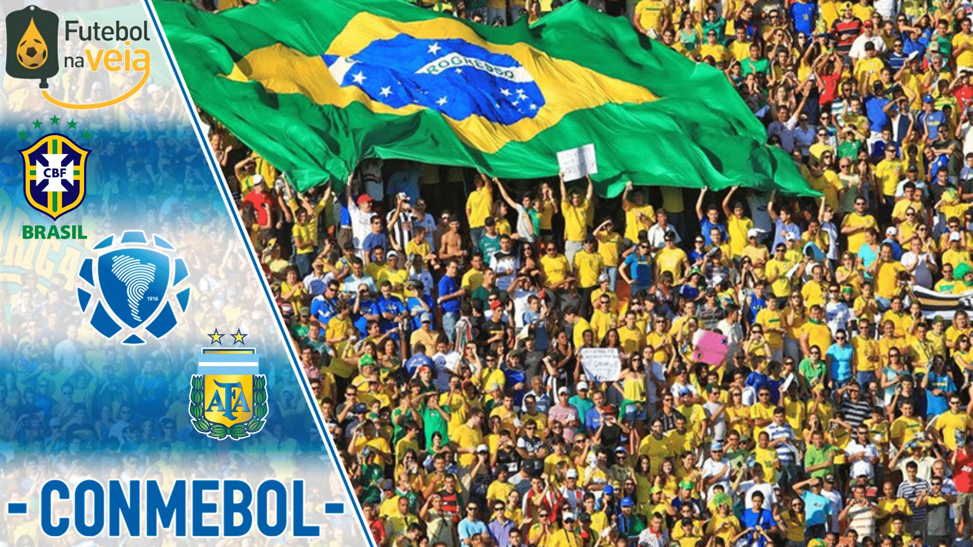 Brasil x Argentina - Prognóstico & Palpite - 05/09