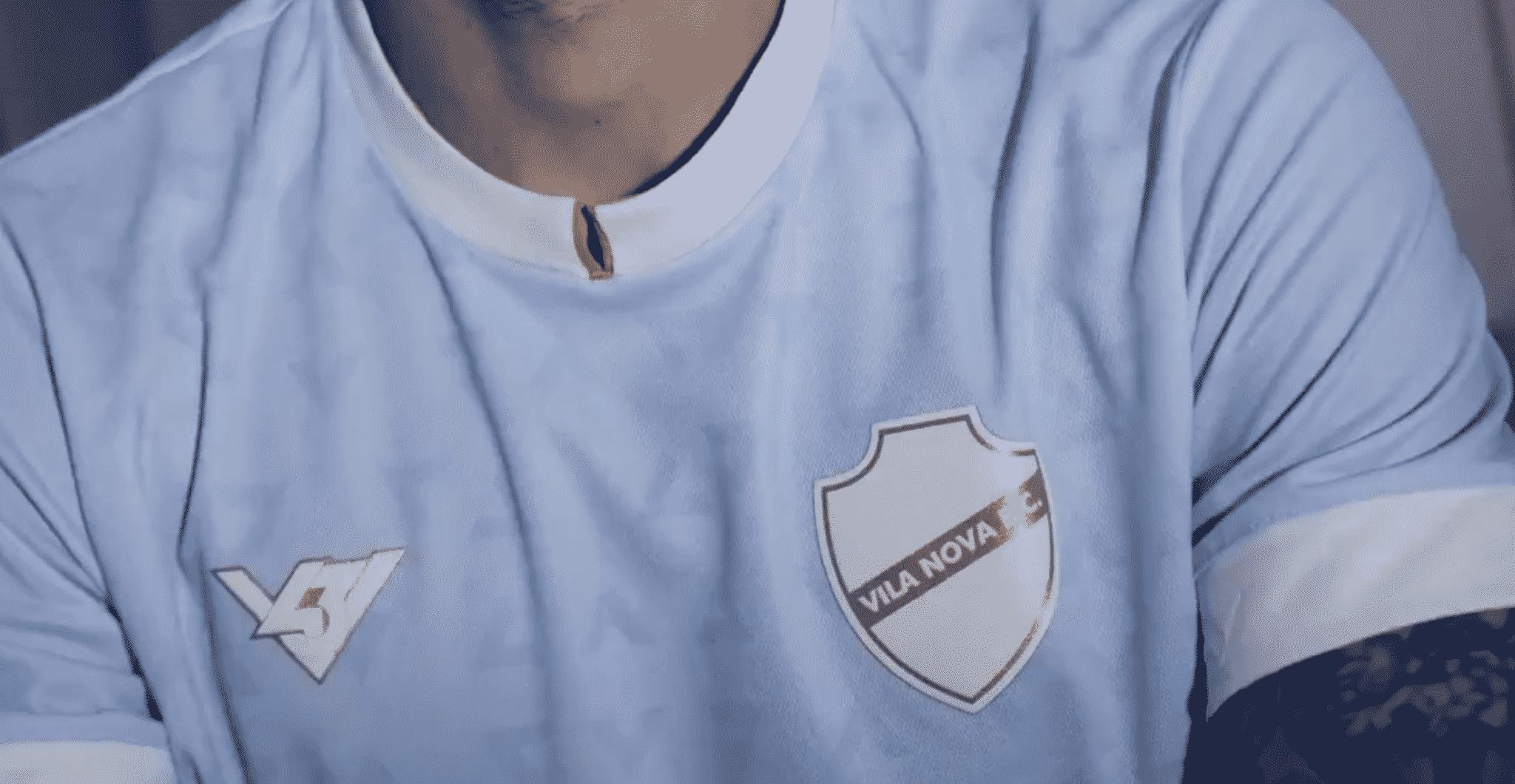 Vila Nova apresenta terceiro uniforme em homenagem a argentinos