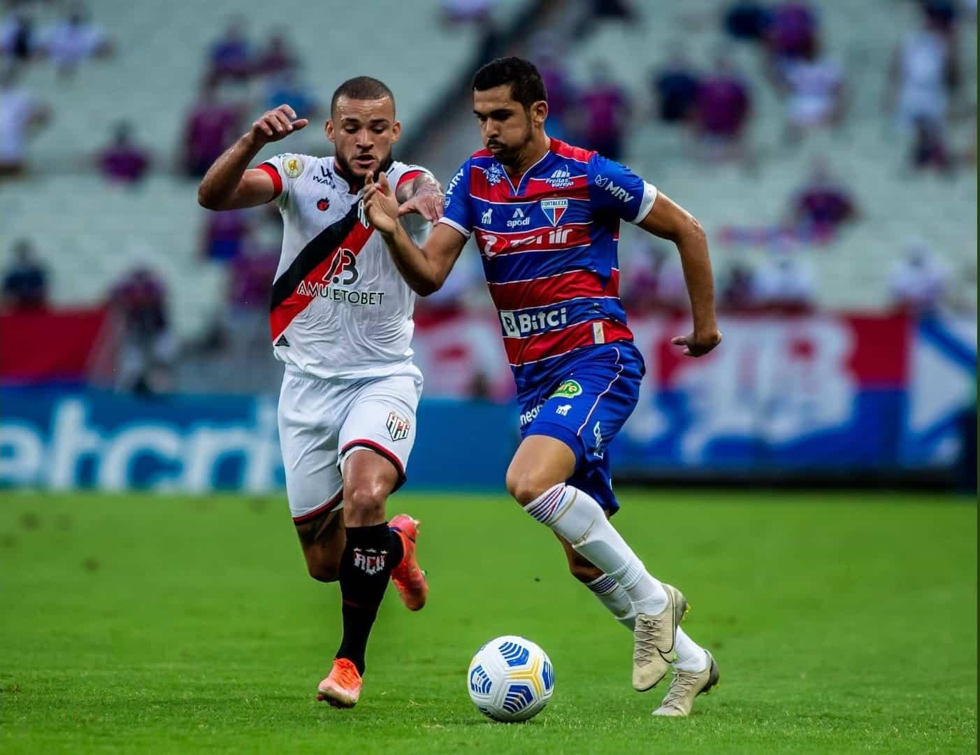 Fortaleza x Atlético-GO