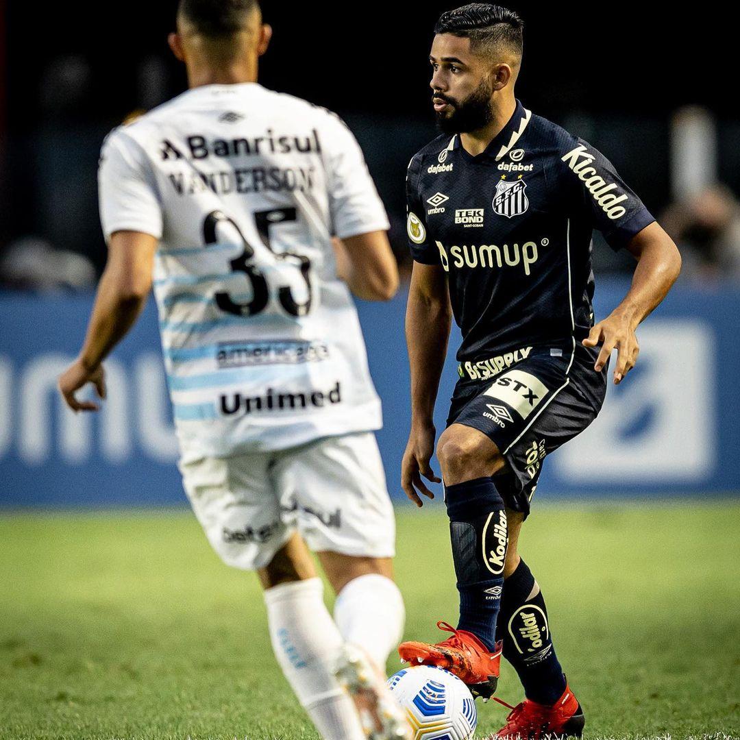 Felipe Jonatan e Sánchez desfalcam o Santos contra Atlético MG